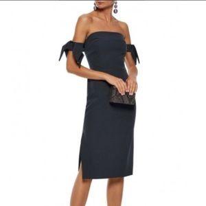 Milly 🖤 | Brit - Off The Shoulder Cocktail Dress